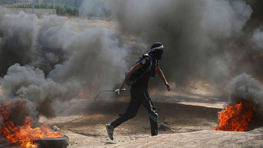 Противостояние на границе сектора Газа подходит к кульминации