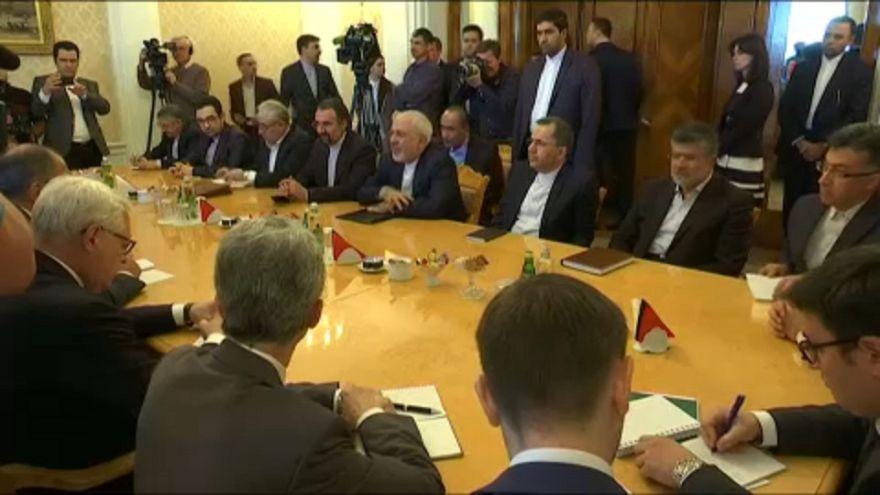 Diplomatas russos e iranianos em Moscovo