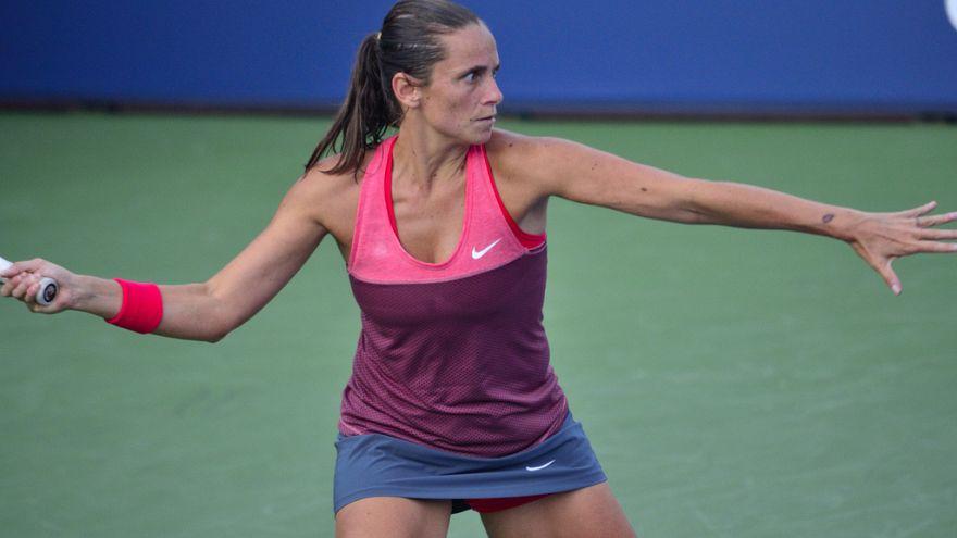 Internazionali d'Italia: Roberta Vinci saluta il mondo del tennis
