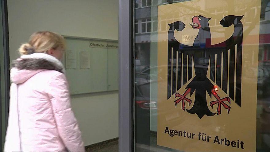 Занятость в Германии растёт