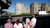 En attendant le mariage du prince Harry avec Meghan devant Windsor.