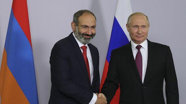 Le nouveau Premier ministre arménien rassure Poutine