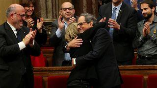 Catalogna: le reazioni alla nomina di Quim Torra, radicale alla guida della Generalitat