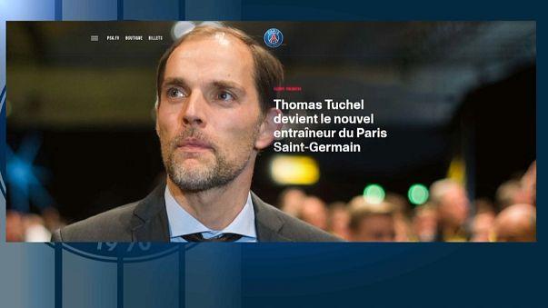 Thomas Tuchel a signé au PSG