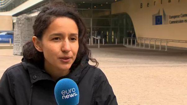 Дочь Берты Касерес апеллирует к ЕС