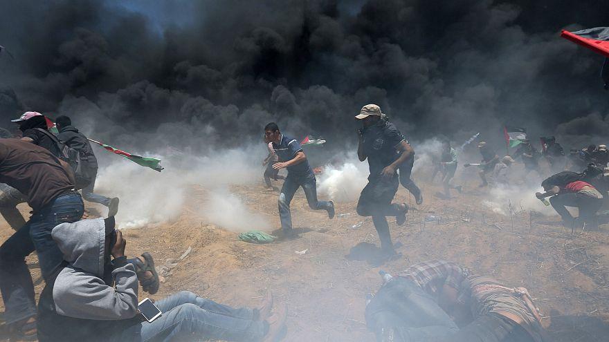 Conflitos na Faixa de Gaza acentuam-se