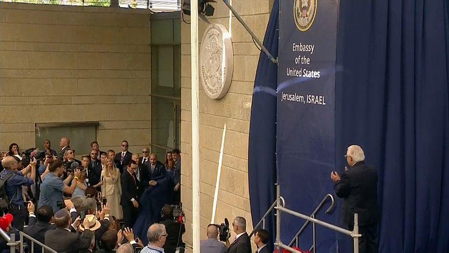 США открыли посольство в Иерусалиме