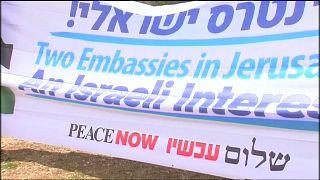 Israel divide-se em Jerusalém