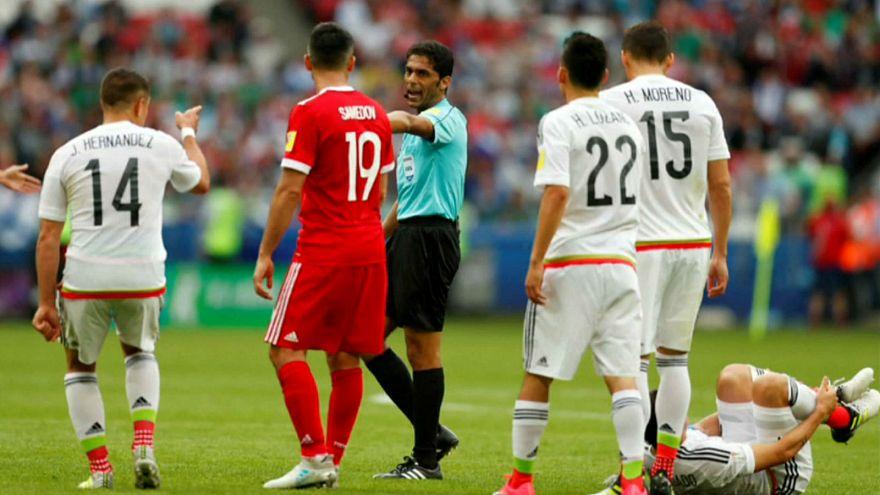 إقصاء حكم سعودي مدى الحياة وشطب اسمه من قائمة كأس العالم