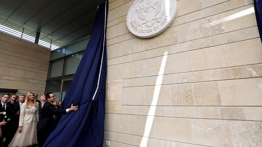 Trump cumpre promessa e inaugura embaixada em Jerusalém