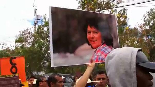 Manifestations au Honduras