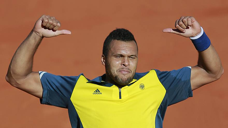 Tennis : Tsonga forfait pour Roland-Garros