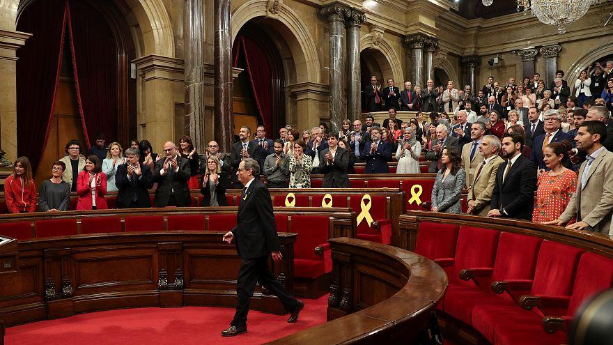 Новый глава Каталонии: реакции
