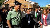 Zoido vincula la agresión a guardias civiles en Algeciras con un acto vandálico