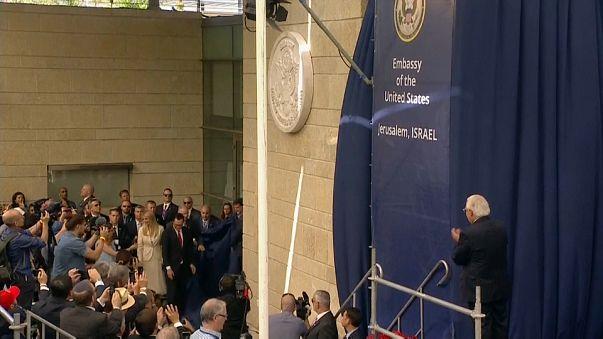 """""""Giornata storica"""", così il premier israeliano Netanyahu sull'inaugurazione dell'ambasciata statunitense a Gerusalemme"""