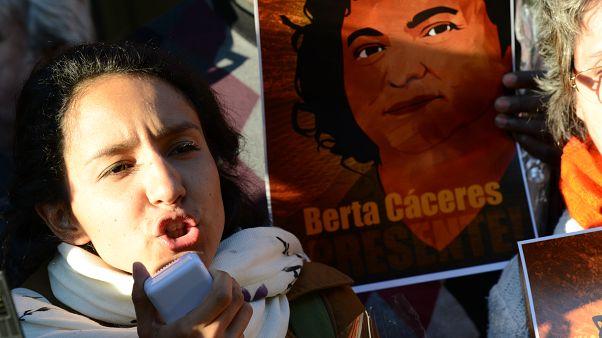 Na Europa para pedir Justiça para ativista assassinada nas Honduras