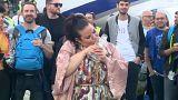 ESC-Siegerin Netta wird bei Rückkehr nach Israel gefeiert