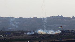 Mais de 50 mortos e milhares de feridos após confrontos entre palestinianos e exército israelita