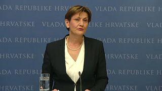 Lemondott a horvát gazdasági miniszter
