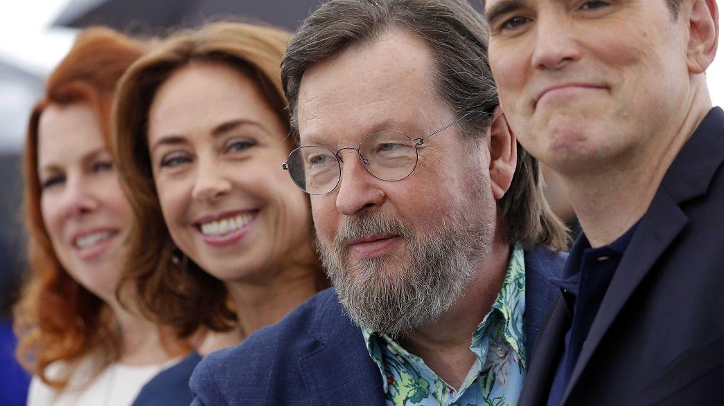 """""""Persona non grata"""" regressa a Cannes"""