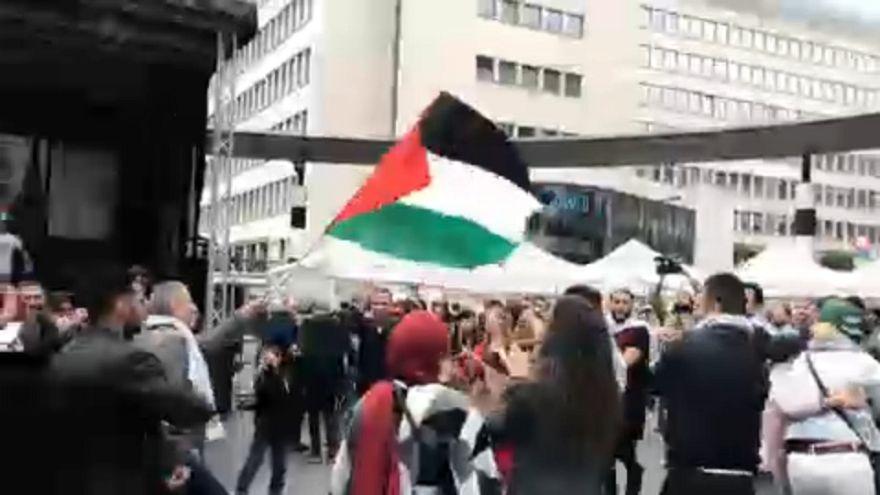 Иерусалим снова разобщил Европу