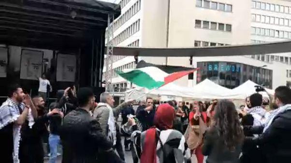 ΕΕ: πιστή στις αρχές της για το Παλαιστινιακό