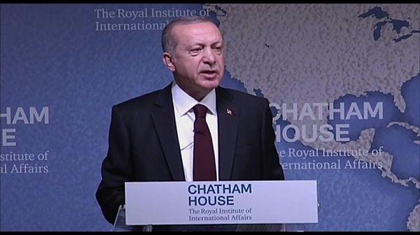 Türkiye ABD ve İsrail büyükelçilerini Ankara'ya çağırdı