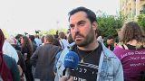 Israelis demonstrieren gegen US-Botschaft