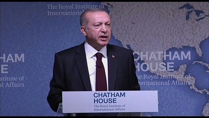 """Erdogan: Israelisches """"Massaker"""" an Palästinensern"""