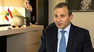 """Libanesischer Außenminister: """"Wir wollen Frieden"""""""