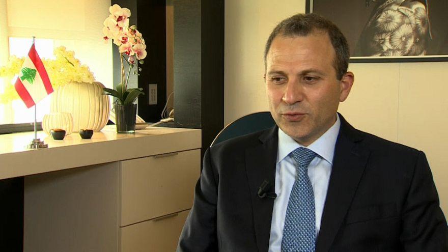 """""""Ci difenderemo"""", dice il Ministro degli Esteri libanese a Euronews"""