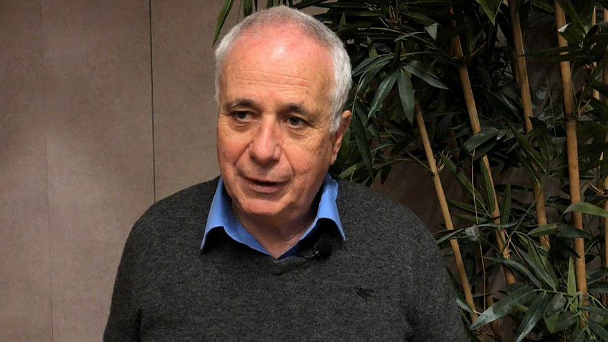 "Ilan Pappé: ""Europeus vêem política de Israel como 'apartheid'"""