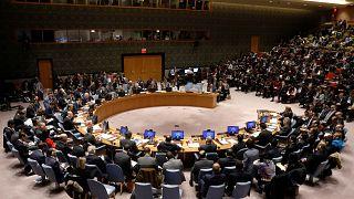 من الأرشيف - صورة لمجلس الأمن
