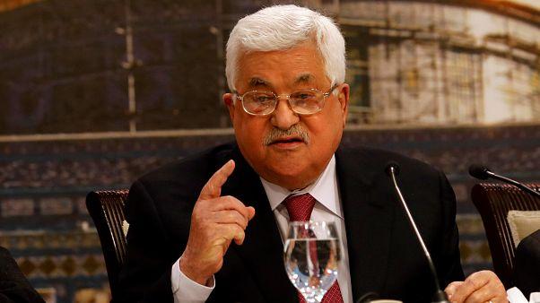 Abbas: ABD Büyükelçiliği yeni bir Yahudi yerleşim birimidir