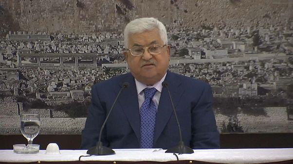 Palästinenserpräsident Abbas verhängt drei Tage der Trauer