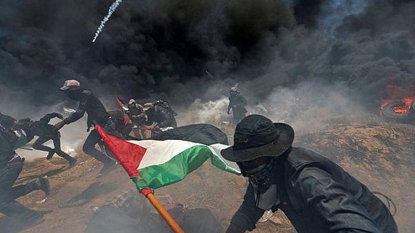Τριήμερο πένθος κήρυξε ο Αμπάς μετά την αιματοχυσία στη Γάζα