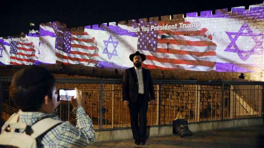 Trump: Izraelnek joga van Jeruzsálemhez