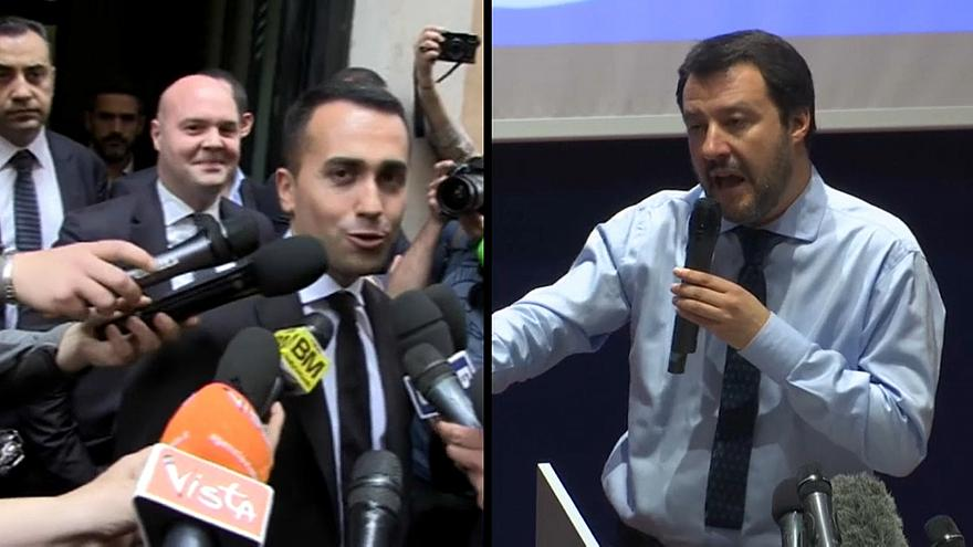 Salvini e Di Maio vogliono il parere della piazza