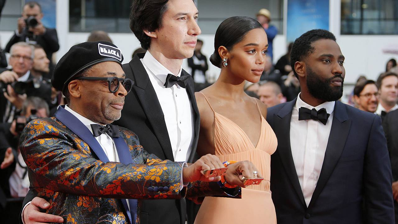 "Cannes : ""BlacKkKlansman"", le retour de Spike Lee"