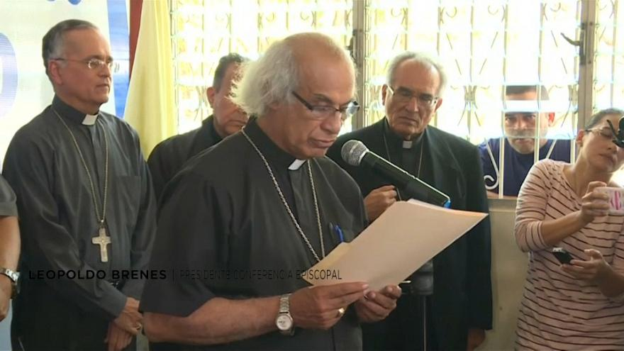 La Iglesia mediará en la crisis de Nicaragua