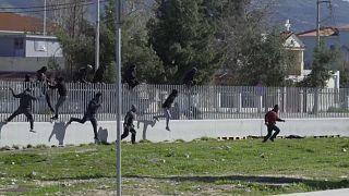 Griechenland: Razzia soll Migration nach Italien bremsen