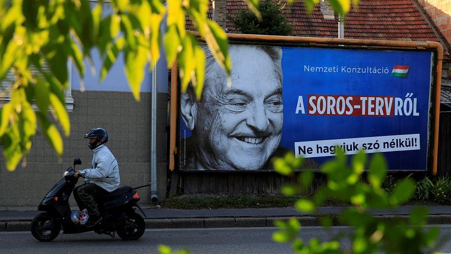 Budapester Büro der Soros-Stiftung geschlossen