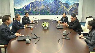 Kuzey ve Güney Kore'den üst düzey heyetler 16 Mayıs'ta bir araya gelecek