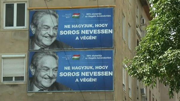 """""""Réprimée"""" par le gouvernement, la fondation Soros quitte la Hongrie"""
