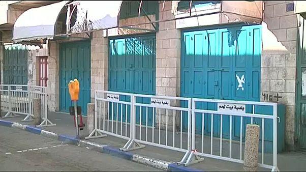 Gyászolnak a palesztinok