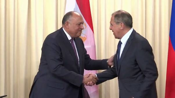 Москва и Каир объединяют усилия