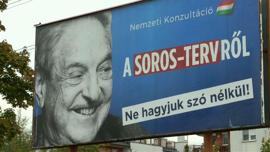 Soros cierra su fundación en Hungría por falta de libertad