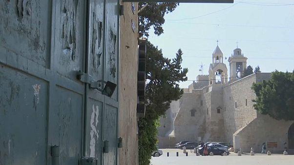 """Палестинцы отмечают """"день катастрофы"""""""