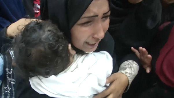 """Trauer und """"Nakba"""" in Palästinensergebieten"""
