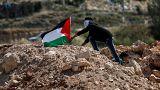 Greve geral e luto marcam 'Dia da Catástrofe' em Ramallah